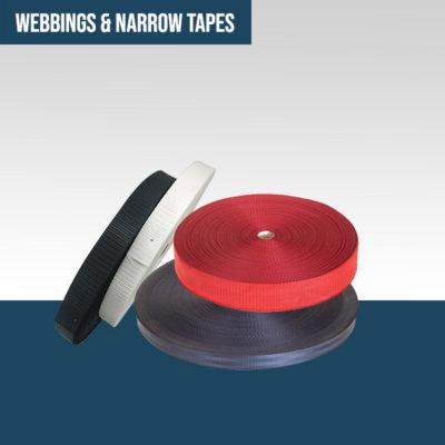 Webbings & Narrow Tapes